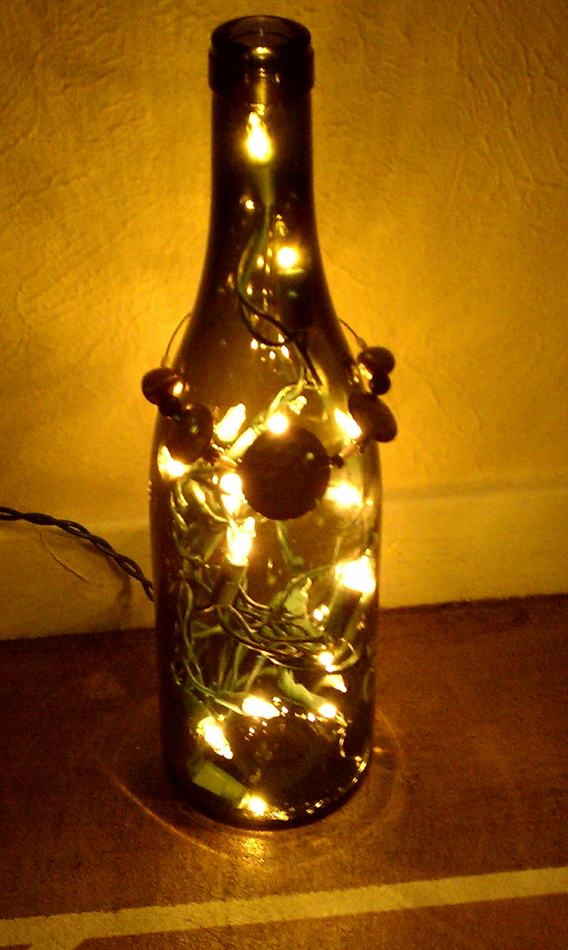 wine bottle lights a gift for you a gift for them