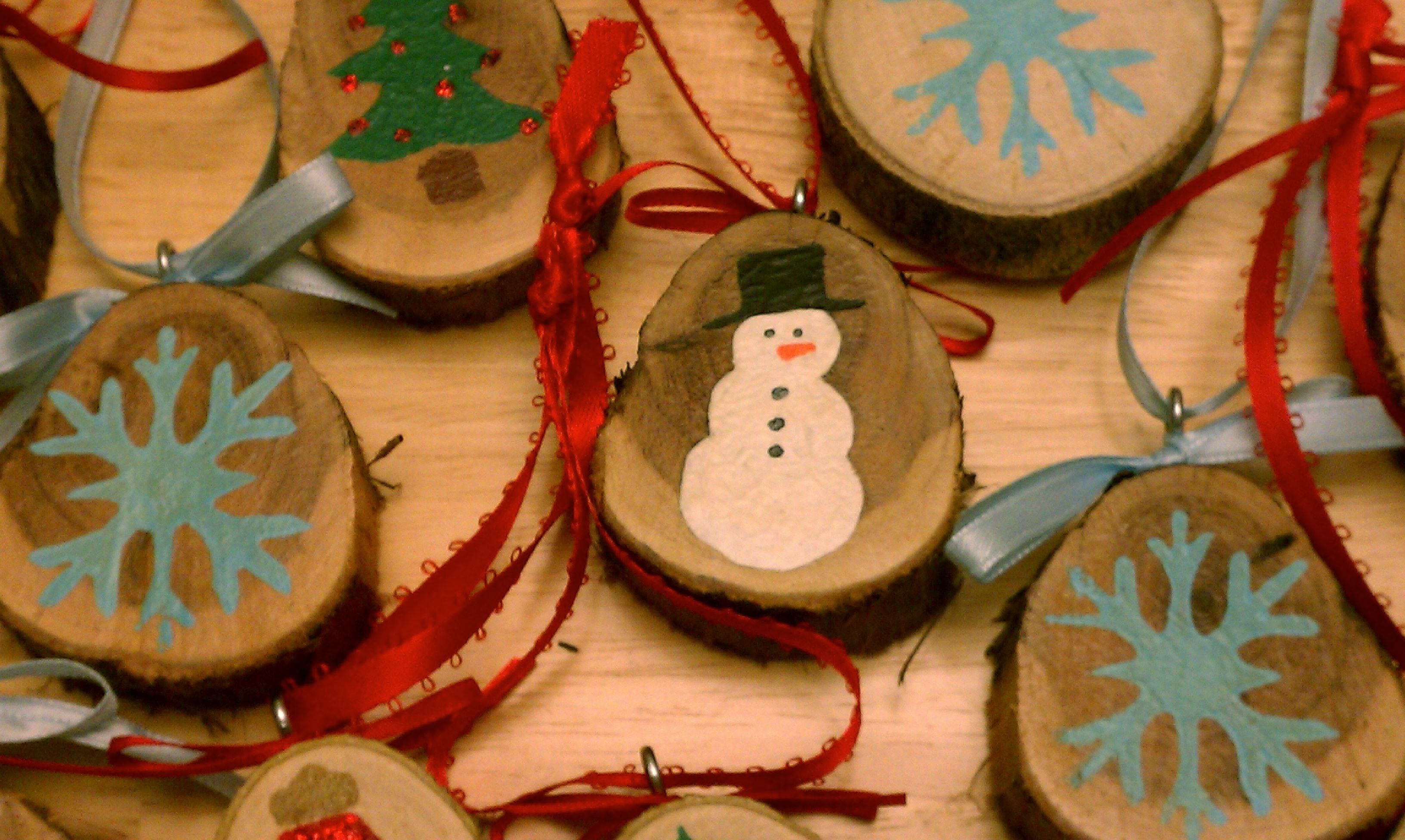 so - Wooden Christmas Decorations To Make