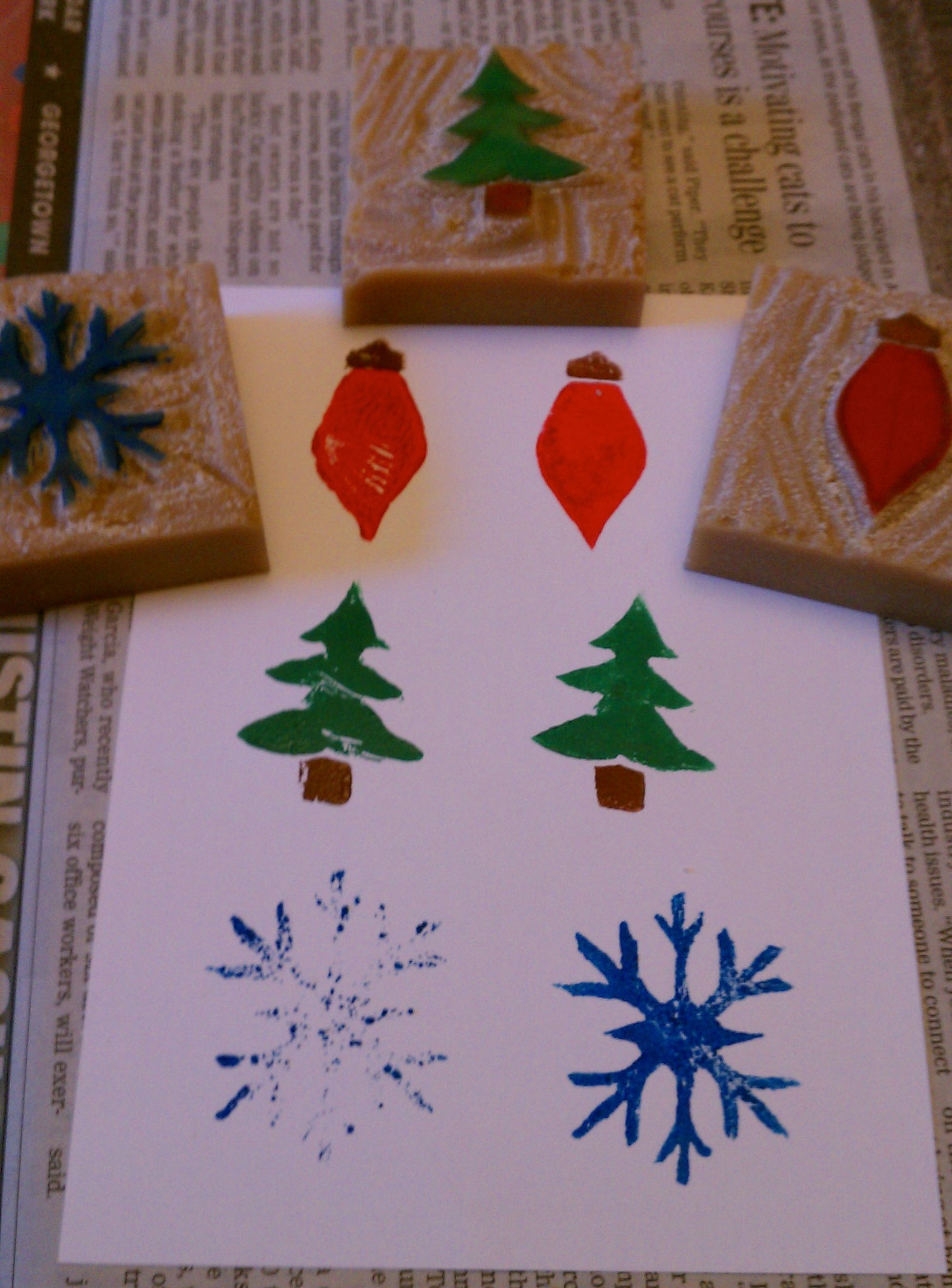 Make your own wooden christmas ornaments laura makes for Decorate your own christmas decorations
