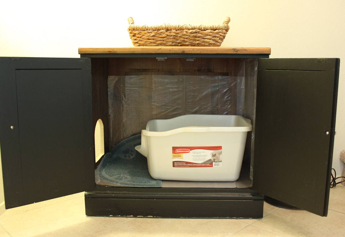 cat litter box furniture diy. exellent cat now unsuspecting  in cat litter box furniture diy