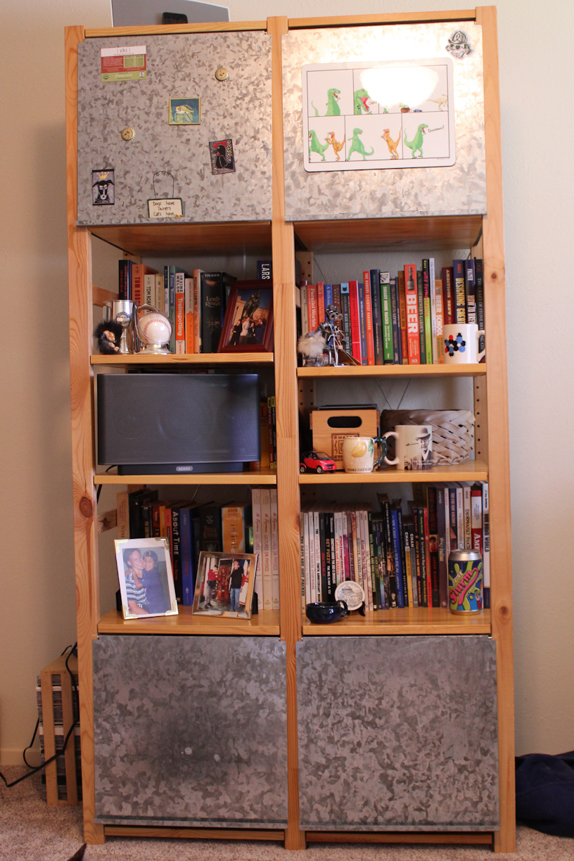 craft room shelving ideas september 2012 makes 4035