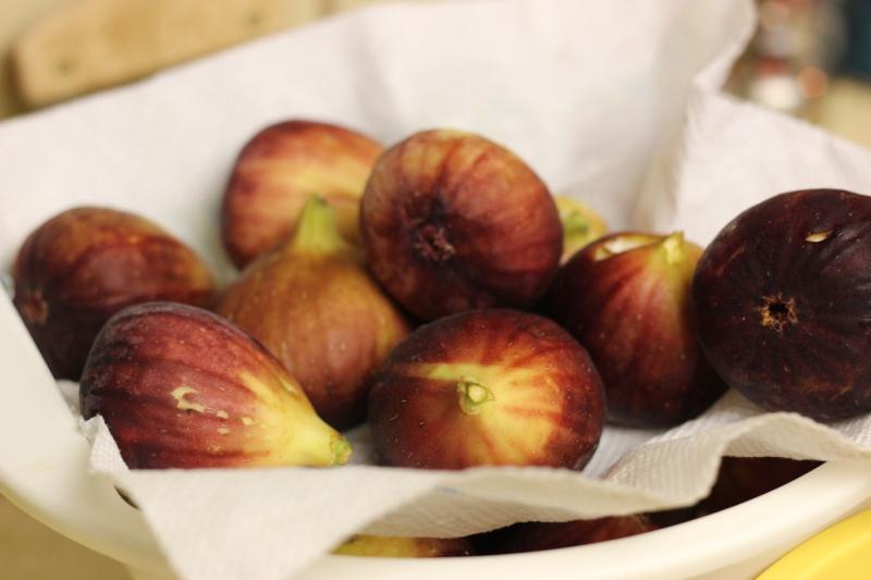 Mmmm... figs